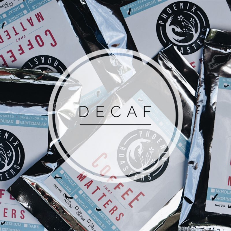 50 Decaf Fractional Packages