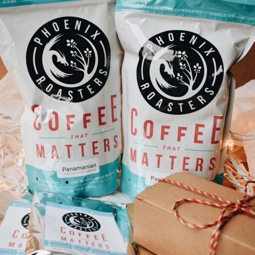 Gift Pack with Coffee Toffee