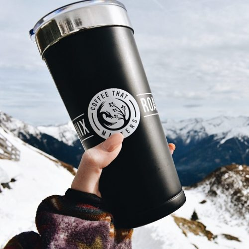 Phoenix Roasters 20oz POLAR Travel Tumbler