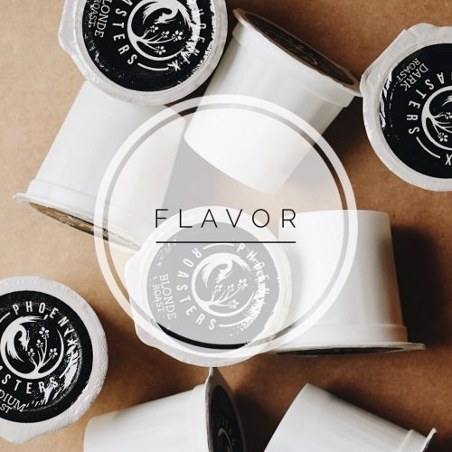 FLAVORED Phoenix Roasters K-Cups (Subscription Item)
